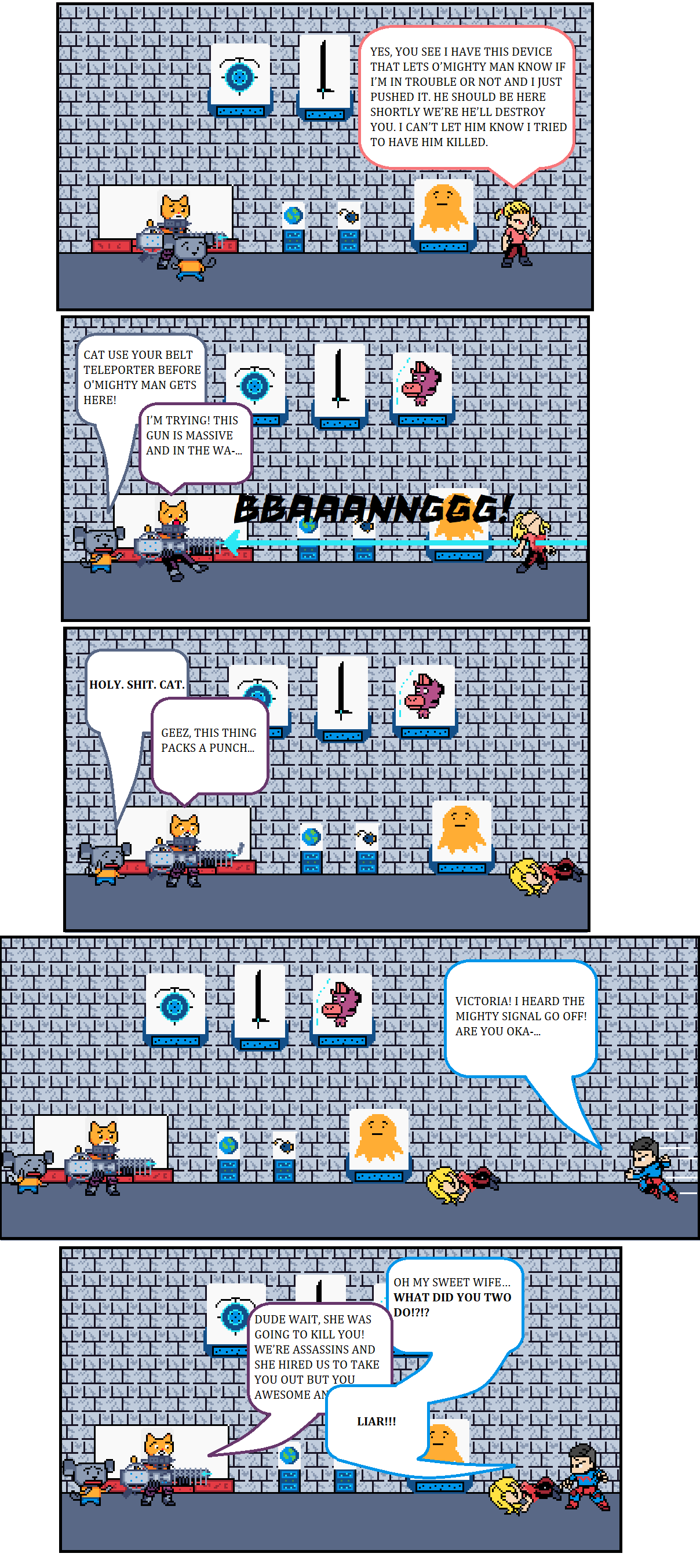 Page 6 - The First Hit
